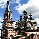 Церковь Серафима Саровского в кирове
