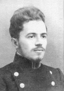 протоиерей Павел Сергеевич Устинов