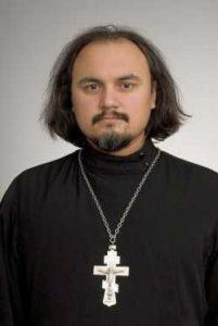 Священник Михаил Желтов